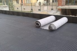 Хидроизолация на покриви