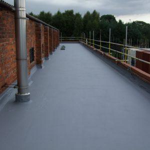 хидроизолиране на покрив